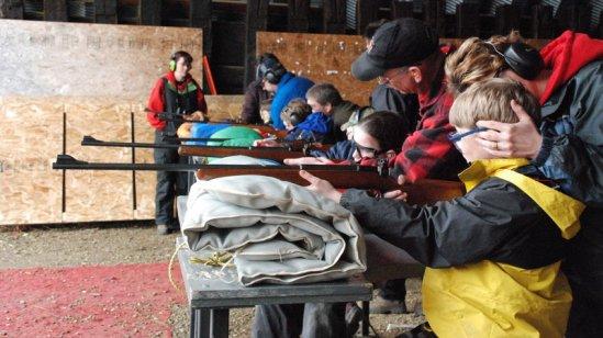 gun range petition